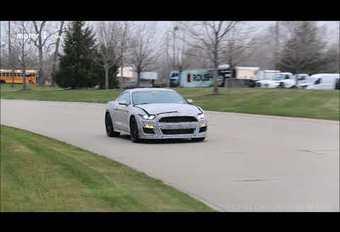 Ford : plus de 700 chevaux pour la Mustang GT500 Shelby !  #1