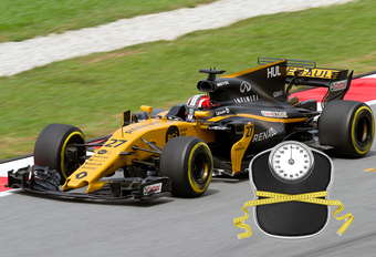 F1-wagens kunnen weer plankgas geven in 2019 #1