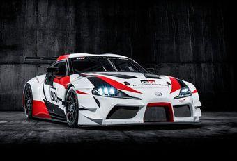 Toyota Supra krijgt wel degelijk BMW-motor #1
