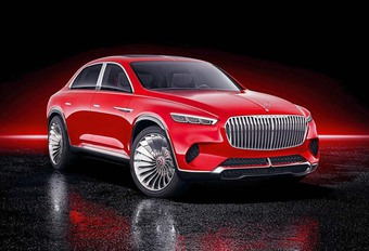 Mercedes-Maybach Vision Ultimate Luxury: meer dan een conceptcar #1