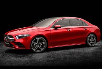Mercedes-Benz Sport Sedan 2018 : tous les détails ! #1
