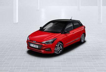 Hyundai offre une boîte double embrayage à son i20 #1