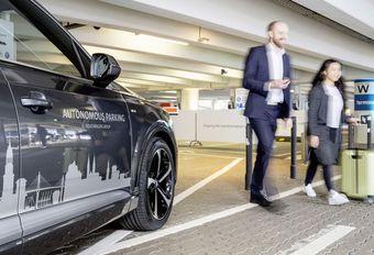 Volkswagen: autonoom parkeren beschikbaar in 2020 #1