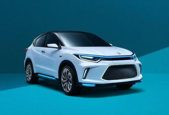 Salon de Pékin 2018 – Honda Everus EV Concept : en carsharing #1