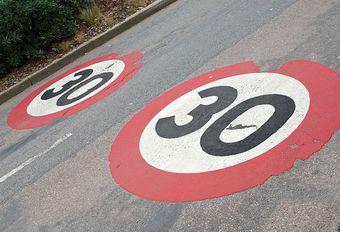 Brussel: geen algemene Zone 30 #1