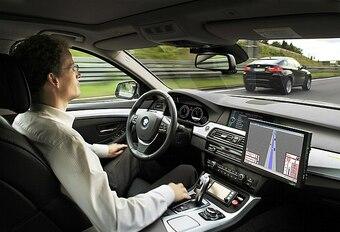 België laat autonome voertuigen toe #1