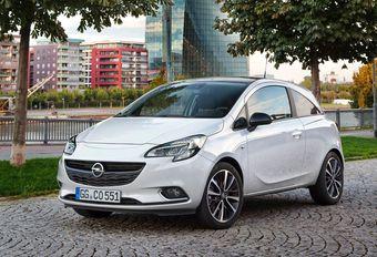Opel Corsa : plus en Diesel #1