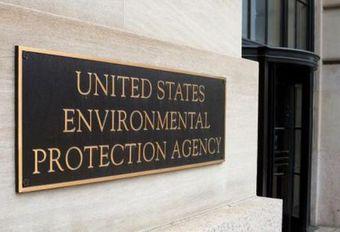 17 États américains poursuivent l'Agence de protection de l'environnement #1