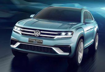 Volkswagen Tiguan : et maintenant le Coupé ? #1