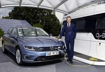 Herbert Diess wil moreel kompas voor VW #1