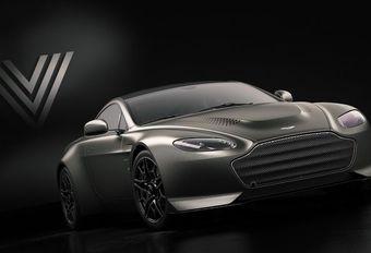 Aston Martin V12 Vantage V600: geïnspireerd op Vantage uit 1998 #1
