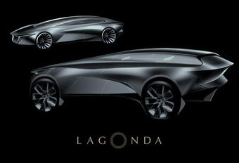 Lagonda SUV bevestigd voor 2021 #1
