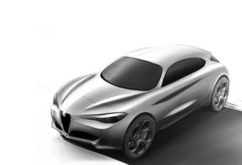 Alfa Romeo komt met grote SUV, Giulia Coupé en .... #1