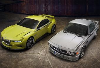 BMW haalt CSL-badge vanonder het stof #1