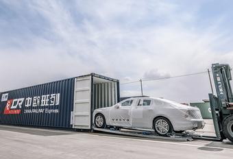 Les Volvo construites en Chine de meilleure qualité #1