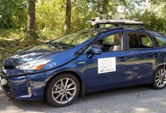 La voiture autonome : aussi pour la campagne grâce au MIT ? #1
