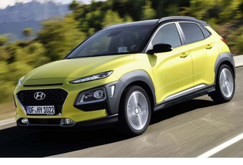 Hyundai : bientôt un Kona N #1