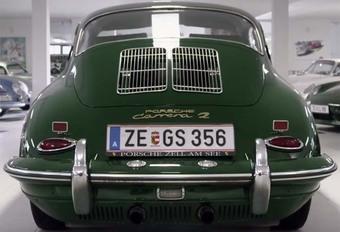 Wolfgang Porsche livre son top 5 de ses autos préférées #1