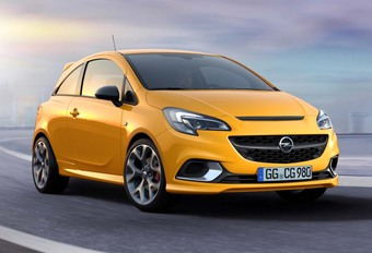 Opel onthult de specificaties van de Corsa GSi #1
