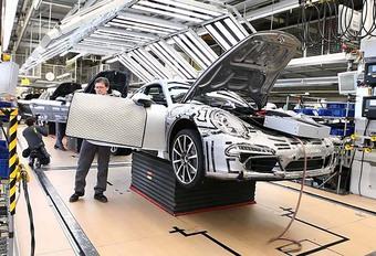 Porsche: langere leveringstermijnen door WLTP-norm #1