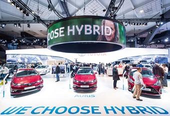 Hybrides: De markt groeit #1
