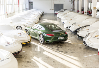"""Porsche noemt eigen klanten """"immoreel"""" #1"""