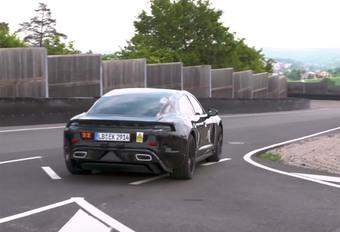 VIDEO – Mark Webber verklapt dat Porsche Mission E 600 pk krijgt #1