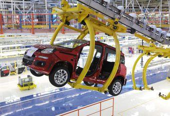 Fiat gaat in Italië enkel nog premiumauto's bouwen #1