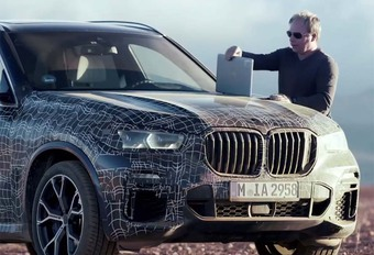VIDÉO – BMW X5 2018 : BMW le montre #1
