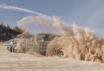 Nieuwe BMW X5 krijgt off-roadpakket #1