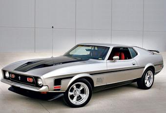 Comeback van de Mach 1, maar niet als Ford Mustang #1