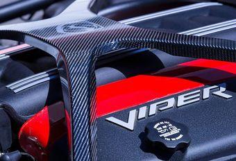 Dodge Viper keert terug in 2020 #1