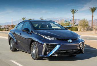 Toyota maakt zich op voor waterstof-boom #1