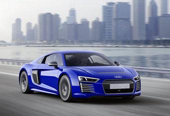 Audi R8 : pas de version électrique à cause des batteries #1