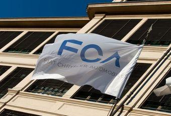 FCA kondigt nieuw strategisch plan aan op 1 juni #1