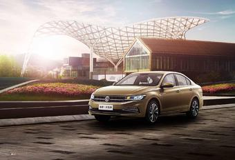 Volkswagen Bora: berline voor China #1