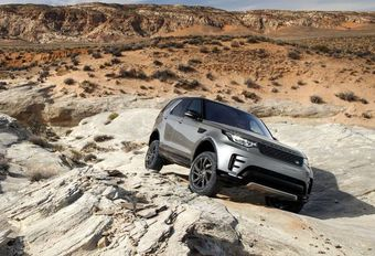 Land Rover : Cortex pour la conduite autonome en tout-terrain #1