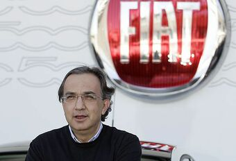 Fiat de dupe van nieuw plan Marchionne #1