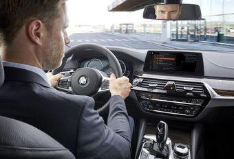 BMW : Office 365 embarqué pour juillet #1