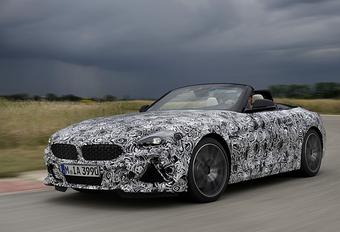 Wat weten we al van de nieuwe BMW Z4? #1