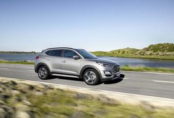 Hyundai Tucson 2018 wordt dieselhybride #1