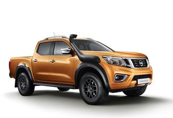 Arctic Trucks bouwt extreme Nissan Navara AT32 #1
