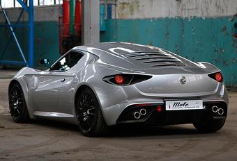 Nieuwe Alfa Romeo 4C heeft een probleem #1