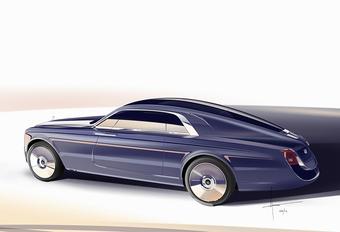 Verandert Rolls-Royce van design? #1