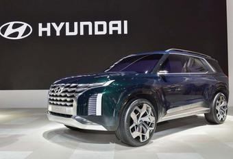 Hyundai HDC-2 Grandmaster: top-SUV #1