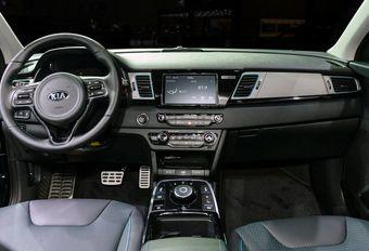 Kia Niro EV: 204 pk en 64 kWh #1
