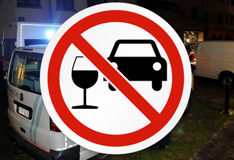 Overal alcoholcontroles dit weekend! #1