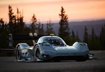 Volkswagen I.D. R straks naar de top van Pikes Peak #1