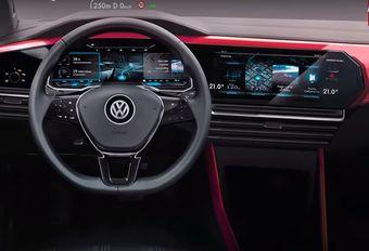 VIDÉO - Volkswagen Golf : révolution en vue pour la 8e génération !   #1