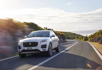 Jaguar E-Pace: nieuwe benzine-instapper op komst #1